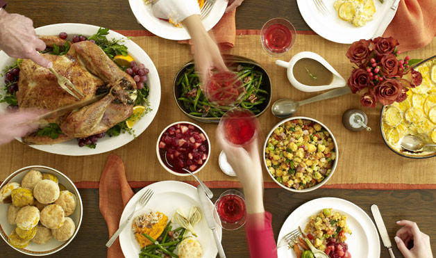 The UX of Thanksgiving