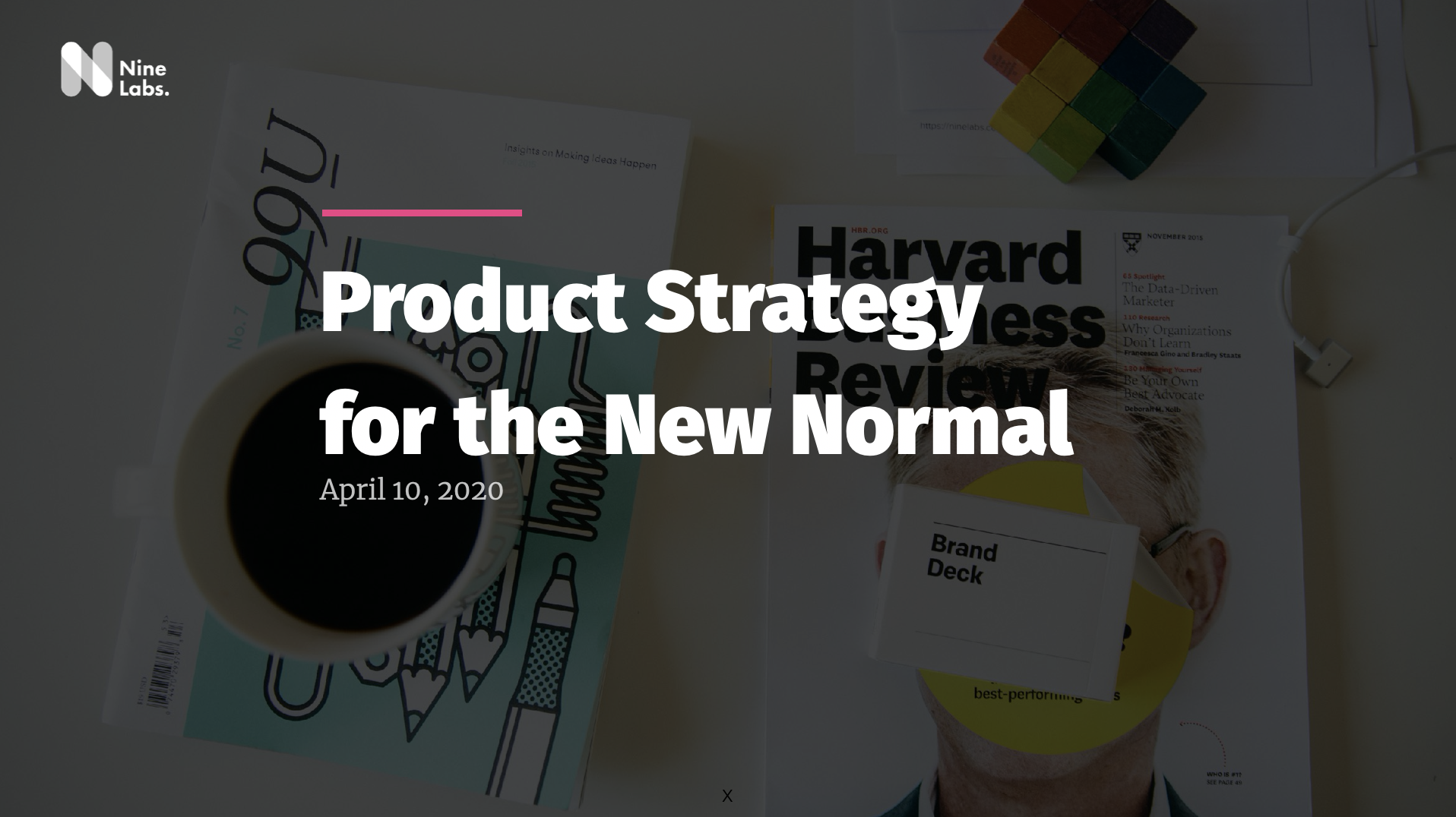 Preparing Your Product Strategy for the New Normal
